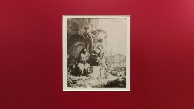 Rembrandt w Muzeum Śląska Opolskiego