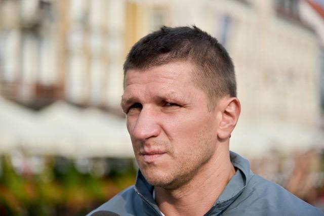 Robert Świerzbiński powalczy na Narodowej Gali Boksu