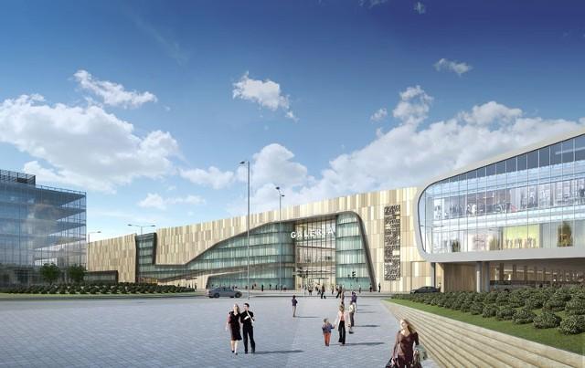 Tak ma wyglądać galeria Poznań City Center.