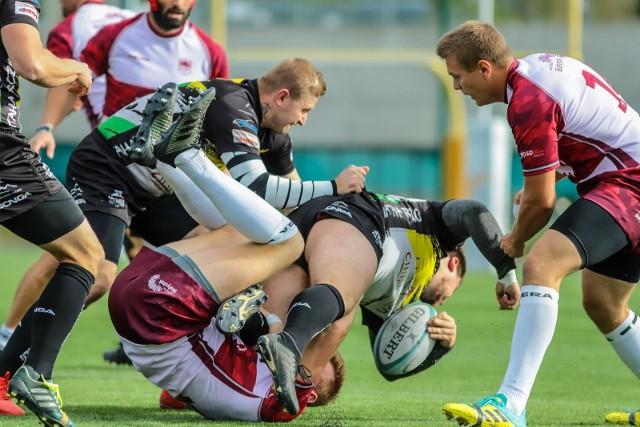 Mecz Rugby Białystok - Wataha Zielona Góra