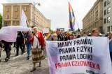 Nigdy nie będziesz szła sama! Solidarni ze społecznością LGBT. Będzie protest na Rynku Kościuszki (ZDJĘCIA)