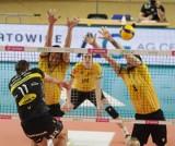 PlusLiga: GKS Katowice - Cerrad Enea Czarni Radom 2:3 ZDJĘCIA, WYNIK GieKSa nie zagra o medale. Play-off uciekł już przed meczem z Czarnymi