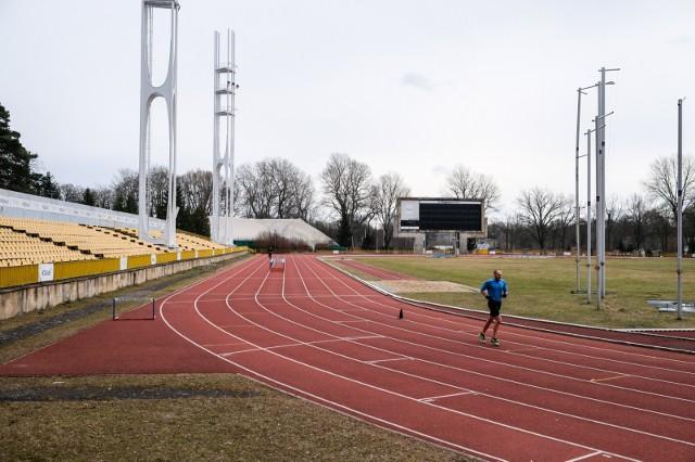 Stadion lekkoatletyczny na Golęcinie, należący do POSiR, z powodu modernizacji nie będzie użytkowany przez zawodników co najmniej do końca czerwca