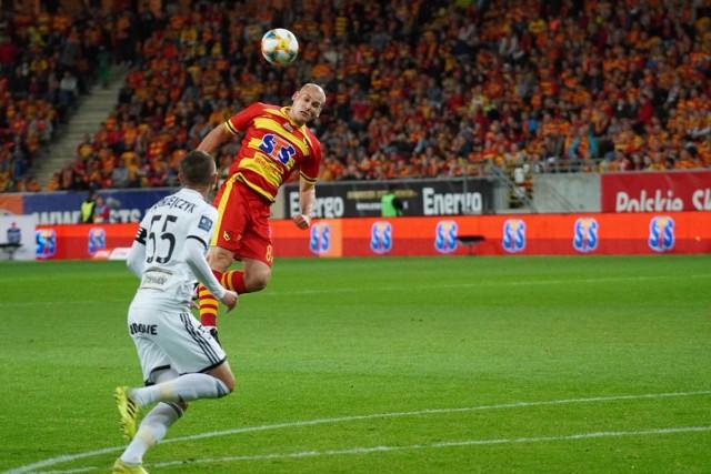 Ognjen Mudrinski w pierwszej rundzie ekstraklasy zdobył jednego gola