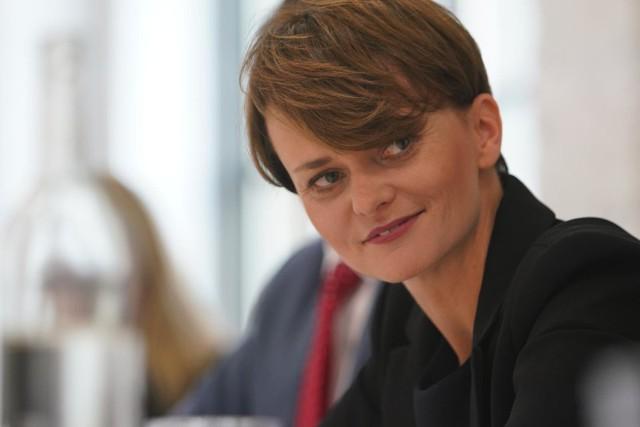 Jadwiga Emilewicz objęła patronat nad XII Forum jako minister przedsiębiorczości i technologii. Ale przyjedzie do nas zapewne w nowej roli - szefowej superresortu rozwoju.