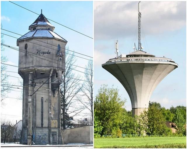 """Zobacz niezwykłe wieże ciśnień, jakie znajdują się w województwie lubelskim. Kliknij w przycisk """"zobacz galerię"""" i przesuwaj zdjęcia w prawo - naciśnij strzałkę lub przycisk NASTĘPNE"""