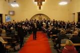 Requiem Johna Ruttera w kościele