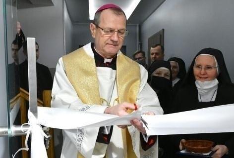 W muzeum można prześledzić ścieżkę życia bł. Bolesławy - od rodzinnego Łowicza, aż po wyniesienie jej na ołtarze.