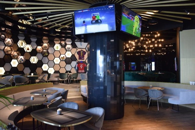 Arkadiusz Milik otworzył restaurację Food&Ball w Katowicach