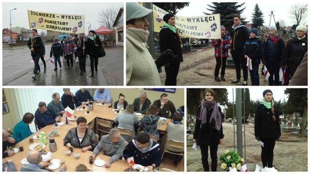 Marsz ku pamięci Żołnierzy Wyklętych w Barcinie