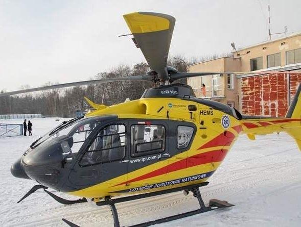 Nowy helikopter LPR został oddany do użytku w grudniu