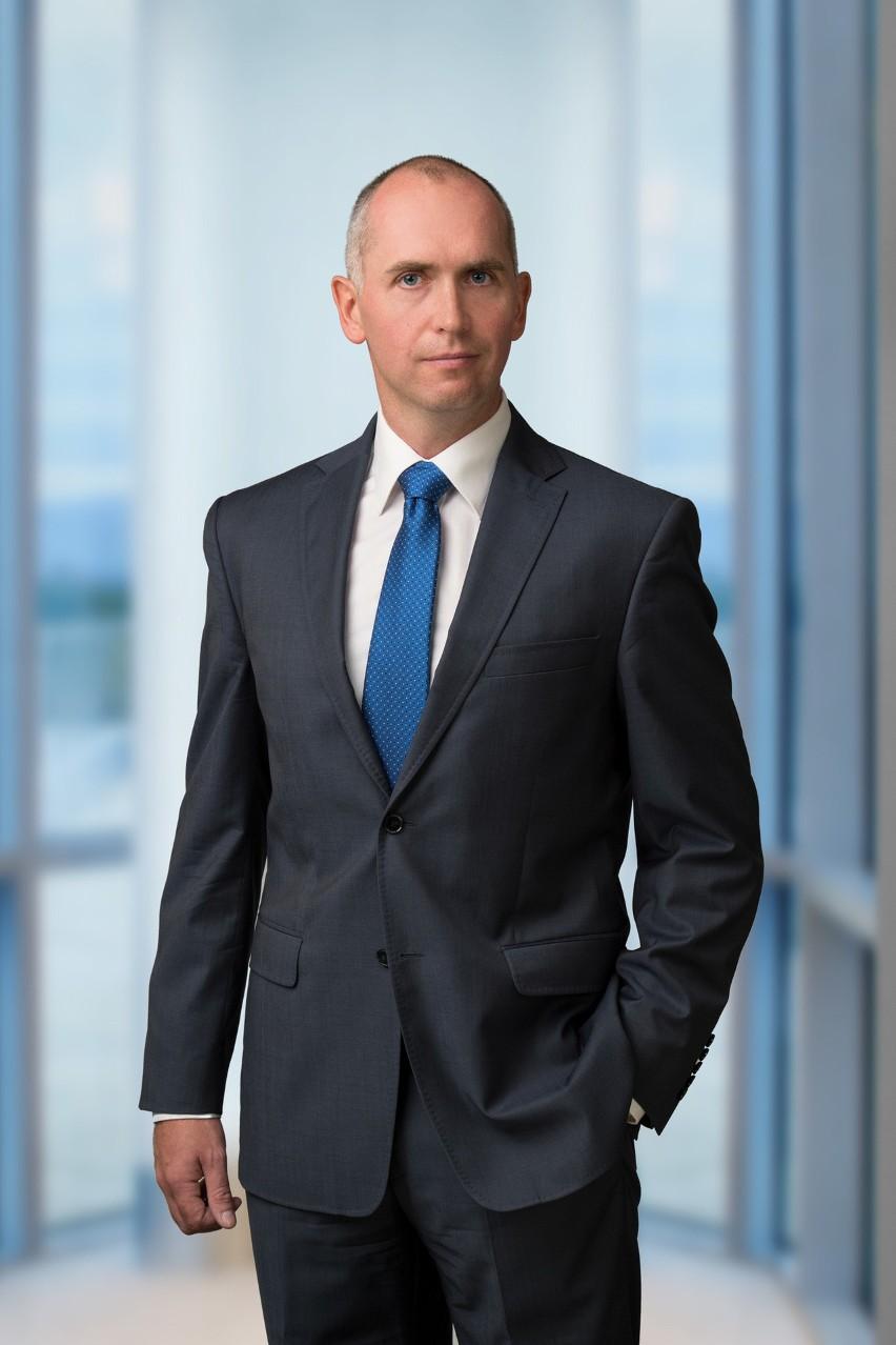 Kamil Kopczyński, Dyrektor Departamentu Centrum Zarządzania Siecią w Hawe Telekom.