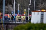 Wypadek w Puszczykowie: Pogotowie ratunkowe wyjaśnia okoliczności wypadku z udziałem karetki. Zajmie się tym też Państwowa Inspekcja Pracy