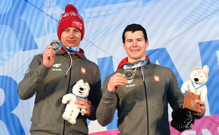 Krasnojarsk 2019. Kwiatkowski i Nowaczyk z medalami