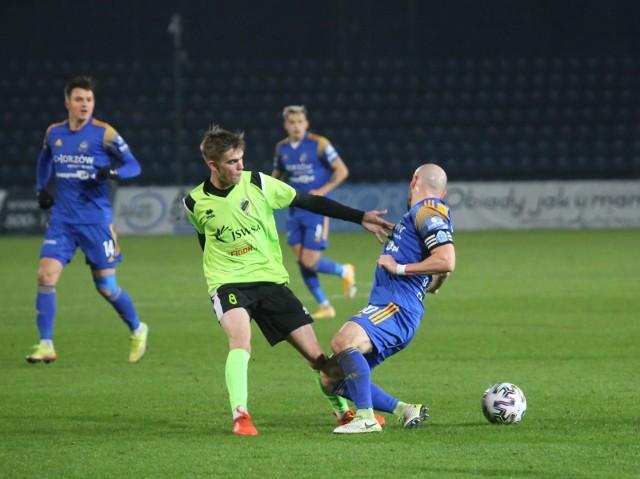 W meczu ligowym Ruch Chorzów wygrał w tym sezonie z Pniówkiem Pawłowice 2:0