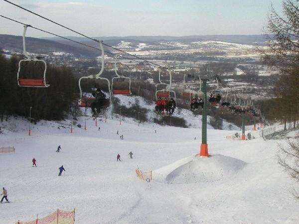Dolna stacja przemyskiego wyciągu narciarskiego będzie uruchamiana w soboty i niedziele.