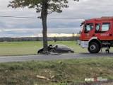 Tragedia pod Wolsztynem. Nie żyje rowerzystka potrącona przez BMW!
