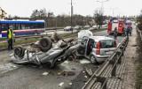 Świąteczny weekend na drogach. Zginęło 18 osób. Rekordowa liczba pijanych kierowców [wideo]