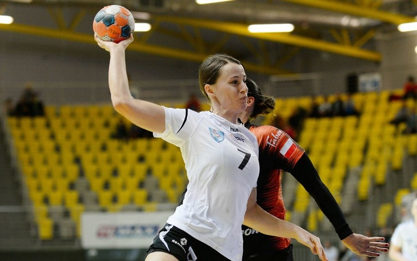 Anna Mączka rzuciła w Jarosławiu siedem bramek.