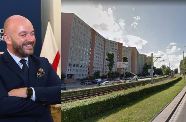 Dyrektor Jacek Sutryk zapowiedział remont. Prezydent się wycofał