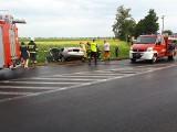 Wypadek pod Żninem. Jedna osoba zginęła na miejscu - to mieszkaniec gminy