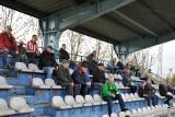 Kibice na meczu Cracovia II - MKS Trzebinia-Siersza [ZDJĘCIA]