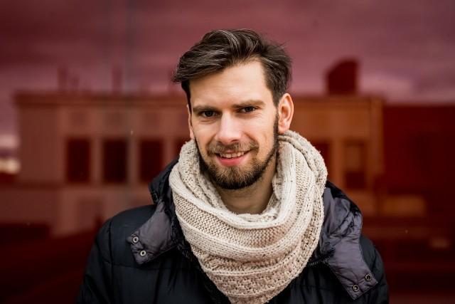 """Dla Mikołaja Macioszczyka z Bydgoszczy to już drugi start w programie """"The Voice of Poland""""."""