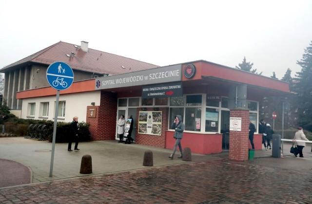 Samodzielny Publiczny Wojewódzki Szpital Zespolony w Szczecinie