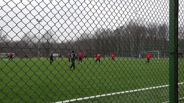 Trzecioligowy Łódzki Klub Sportowy zmierzy się z zespołem występującym w Centralnej Lidze Juniorów.