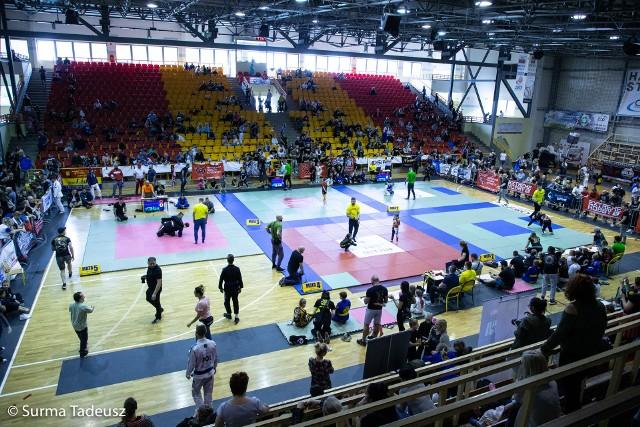 Puchar Polski w brazylijskim jiu-jitsu był w hali OSiR przy ulicy Pierwszej Brygady w Stargardzie
