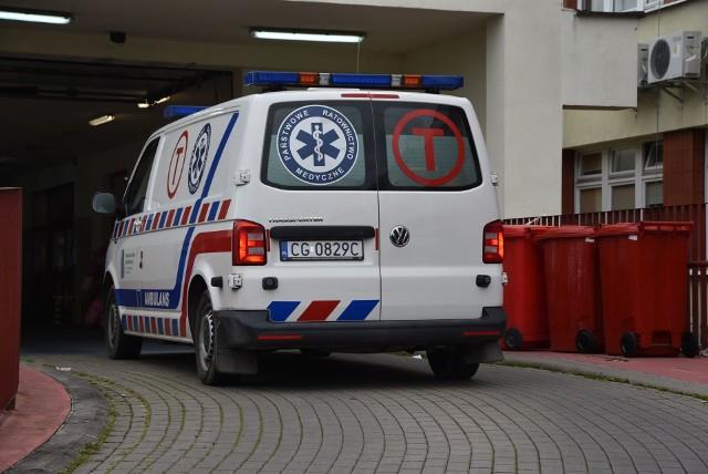 Szpital w Grudziądzu pełni rolę koordynacyjną dla całego województwa Kujawsko - Pomorskiego pod względem zabezpieczenia medycznego pacjentów z koronawirusem.