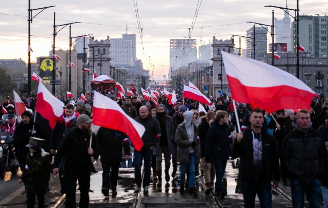 Co będzie z Marszem Niepodległości? Rafał Trzaskowski: Nie wyrażam zgody