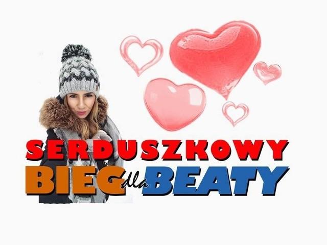 Serduszkowy Bieg dla Beaty - trening charytatywny odbędzie się w sobotę, 15 lutego