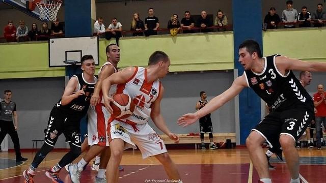 Tur Basket Bielsk Podlaski jest wiceliderem tabeli II ligi