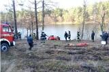Zakończono poszukiwania zaginionej Roksany ze Skarszew. Ciało 24-latki znaleziono w samochodzie zatopionym w jeziorze