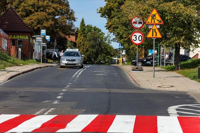 Ulica Strzałowska w Szczecinie