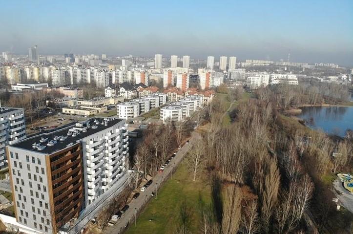 Osiedle Murapol Apartamenty Trzy Stawy w Katowicach....