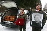 Uroczysty pogrzeb małżeństwa Zarzyckich, cywilnych bohaterów podziemia antykomunistycznego (ZDJĘCIA)