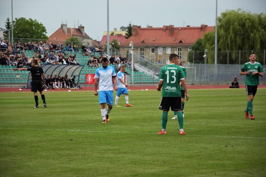 GKS Przodkowo - KP Starogard Gdański 0:1