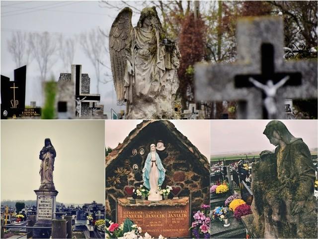 W święto Wszystkich Świętych odwiedzamy groby naszych bliskich. Stare nekropolie, choć na co dzień nieodwiedzane, tego dnia przeżywają oblężenie. Jednym z takich cmentarzy jest ten w Waniewie (ok. 40 km od Białegostoku).
