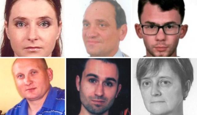 Te osoby zaginęły i nie ma z nimi kontaktu. Pomóż ich odnaleźć >>>