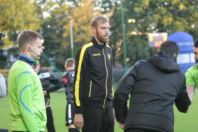 GKS Katowice pierwszy raz wygrał w lidze pod wodzą Jakuba Dziółki.