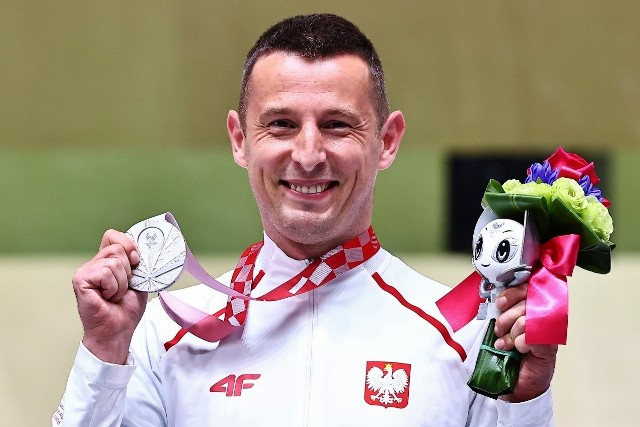 Szymon Sowiński ze srebrnym medalem paraolimpiady Tokio 2020