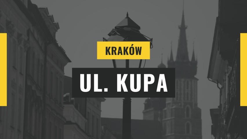 Jedna z najsłynniejszych ulic w Krakowie, na której z...