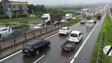 Wielkie korki w Krakowie. Ruszyła... seria remontów na drogach [ZDJĘCIA]