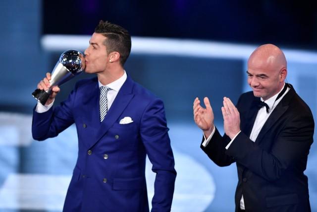 Cristiano Ronaldo Piłkarzem Roku 2016