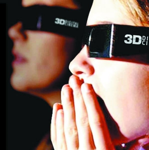W nowym kinie wielosalowym Heliosa w galerii handlowej Alfa, będą też wyświetlane filmy trójwymiarowe. Widzowie będą je oglądać przez specjalne okulary 3D.