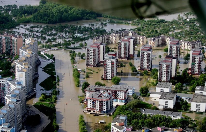 Powódź we Wrocławiu w 2010 r..