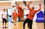 Piłkarze ręczni ćwiczą w COS Cetniewo i wierzą w awans do mistrzostw Europy