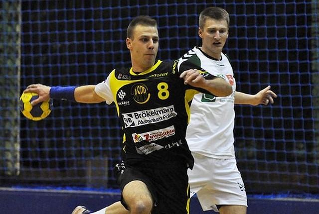 Łukasz Płonka z ASPR zdobył aż 14 bramek.